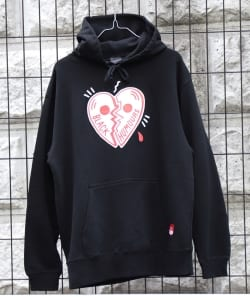 【SPECIAL PRICE】BEAMS T / heart Hoody