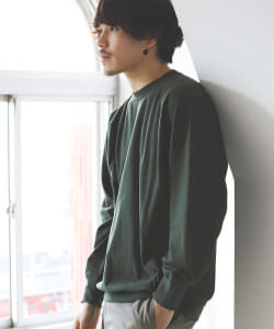 AURALEE / SUPER HIGH GAUGE SWEAT BIG PULLOVER