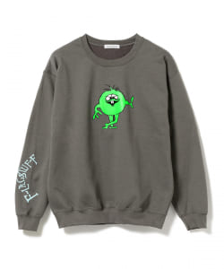 F-LAGSTUF-F / MONSTER CREWNECK SWEAT