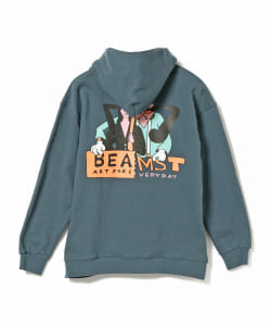 BEAMS T / UND AFE SWEAT HOODY