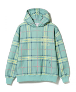 BlackEyePatch / Checked Hoody