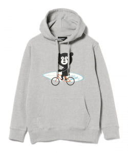 The Wonderful! design works. / SURF BEAR HOODY