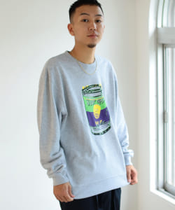 【SPECIAL PRICE】BEAMS T / SOUP クルーネックスウェット