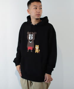 【SPECIAL PRICE】BEAMS T / Dog Bear パーカ