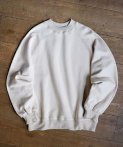 VAPORIZE / French Terry High Neck Sweat