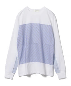 ALOYE × BEAMS T / 別注 Shirts Fabrics Long Sleeve Tee