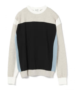 ALOYE × G.F.G.S. / Long Sleeve Knit Tee