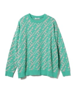 "【アウトレット】F-LAGSTUF-F / ""AK-47"" Cotton Sweater"