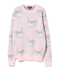 RIPNDIP / Falling For Nermal Knit
