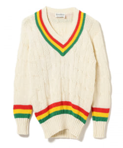 【アウトレット】ROWING BLAZERS / CRICKET SWEATER