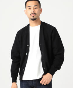 BATONER / COTTON CARDIGAN