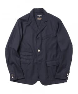 Engineered Garments × BEAMS PLUS / 別注 MID FIELD BLAZER ユニフォームサージ