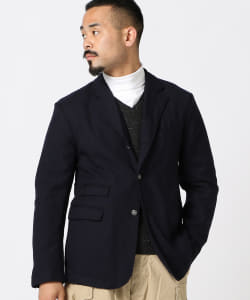 ENGINEERED GARMENTS × BEAMS PLUS / 別注 MID FIELD BLAZER UNIFORM SERGE