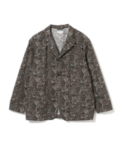 ENGINEERED GARMENTS / Loiter Jacket Paisley Print