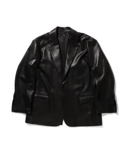 【予約】VAPORIZE / Sheepleather Loose 2B Jacket