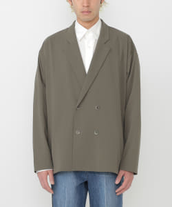 VAPORIZE / Loose Double 4B Jacket