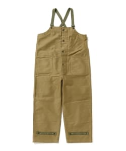 BUZZ RICKSON'S / Jungle Cloth Deck Pants