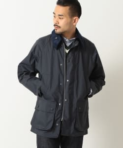 Barbour × BEAMS PLUS / 別注 ハイスペック BEDALE クラシックフィット