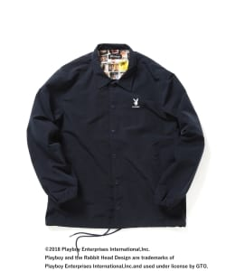 PLAYBOY × BEAMS T / 別注 Coach Jackets