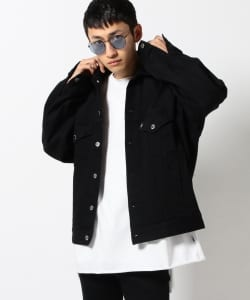 【タイムセール対象品】VAPORIZE / Big Denim G-Jacket