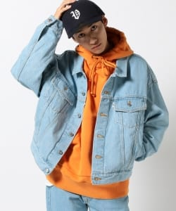 【7/12~再値下げ】VAPORIZE / New Big Denim Jacket
