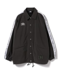 UMBRO × Diaspora skateboards / Side Tape Coach Jacket