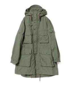 "ENGINEERED GARMENTS × BEAMS PLUS / 別注 ""ECWCS""リップストップパーカ"