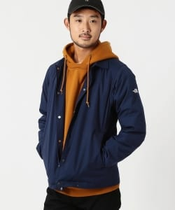 THE NORTH FACE PURPLE LABEL × BEAMS / 別注 コーチジャケット 17AW