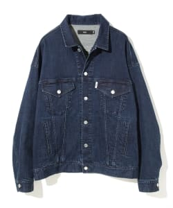 【予約】VAPORIZE / Denim Jacket