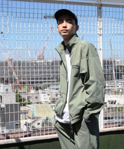 WILD THINGS × BEAMS / 別注 Stand Blousons
