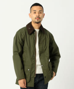 Barbour × BEAMS PLUS / 別注 ハイスペック BEDALE CLASSIC FIT
