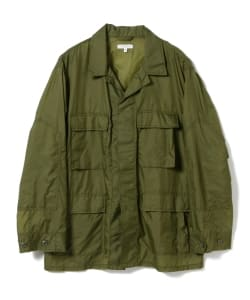 ENGINEERED GARMENTS / BDU JACKET NYLON MICRO RIPSTOP