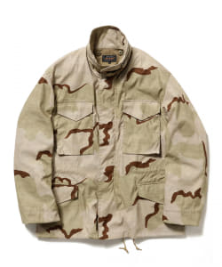 【予約】BEAMS PLUS / M-65 CAMO