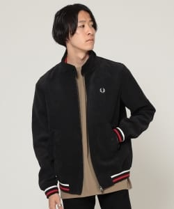 FRED PERRY × BEAMS / 別注 コーデュロイ ハリントン ジャケット