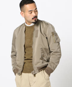 REMI RELIEF × BEAMS PLUS / 別注 MILFLIGHT JACKET