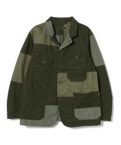ENGINEERED GARMENTS / LOGGER JACKET COTTON HEAVY TWILL