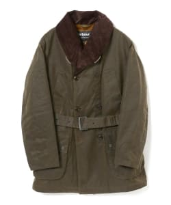 Engineered Garments × Barbour / MACKINAW WAX