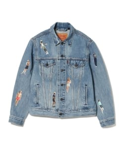 LEVI'S(R) × Stranger Things / TRUCKER JACKET