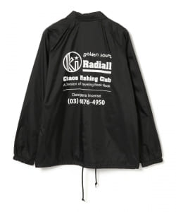 Chaos Fishing Club × Radiall × Kuumba International / COACH JACKET