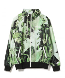 NIKE / Woven Floral Jacket
