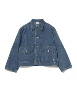 orSlow / 30's US ARMY SHORT DENIM JACKET