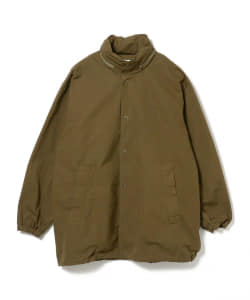 GOLD / LONG COACH JACKET