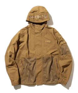 COLUMBIA × BEAMS / 別注 Challenger Windbreaker Jacket