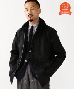 Barbour × BEAMS PLUS / 別注 BEDALE Barbour TECH CLASSIC FIT