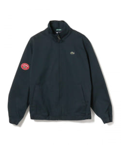 LACOSTE × BEAMS / 別注 ヴィンテージ バッジ ブルゾン