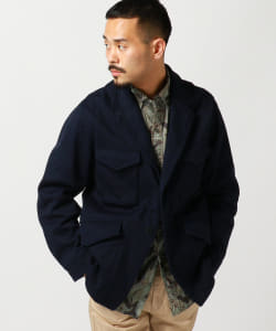 【予約】ts(s)  / Tailored Military Jacket