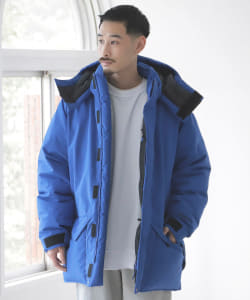 Marmot × BEAMS / 別注 Mammoth Down Parka