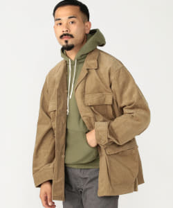 ENGINEERED GARMENTS / BDU Jacket 14W Cord