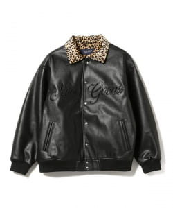 NOON GOONS / Fly By Leather Jacket