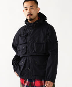 ENGINEERED GARMENTS × BEAMS PLUS / CONVERTIBLE PARKA